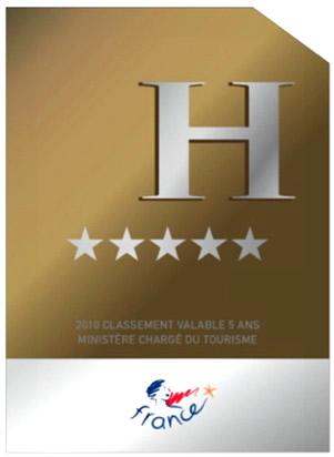Hotel 5 etoiles en france tous les hotels cinq toiles for Les noms des hotels